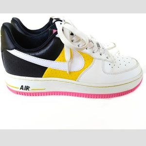Nike Shoes - Nike Air Force 8 SE Moto White Summit AT2583-100